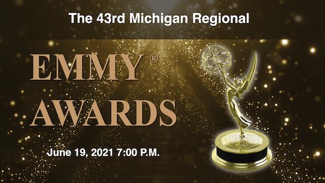 The 43rd Annual NATAS Michigan Region...