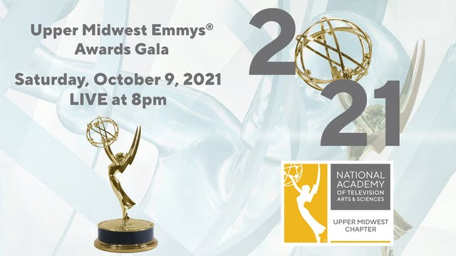The 2021 Upper Midwest Emmy® Awards