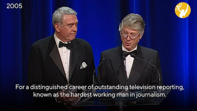 Dan Rather - Special Tribute