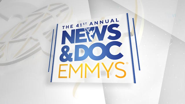 The 41st News Emmy® Awards Ceremony