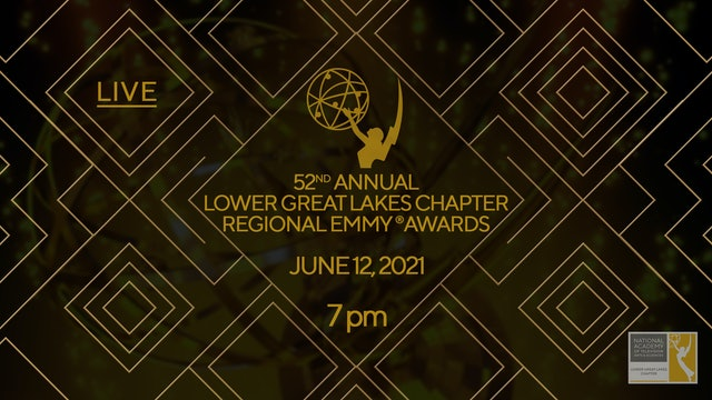 52nd Lower Great Lakes Regional Emmy Awards
