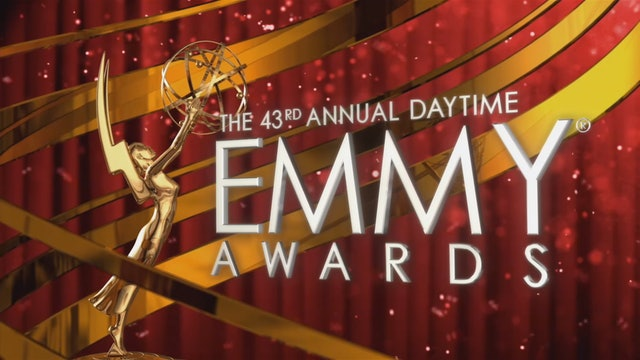 The 43rd Annual Daytime Emmy® Awards