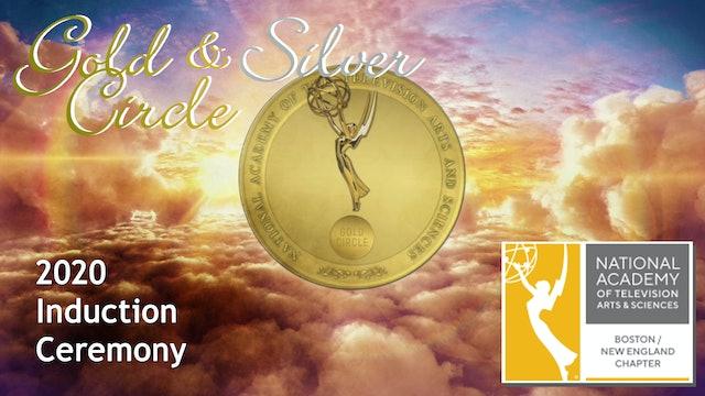 2020 NATAS Boston/New England Gold & Silver Circle Induction Ceremony