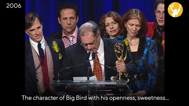 Honoring Big Bird