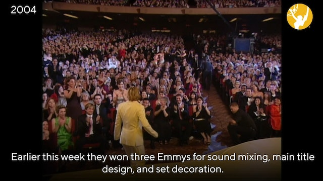 The Ellen Degeneres Show First Emmy® Award
