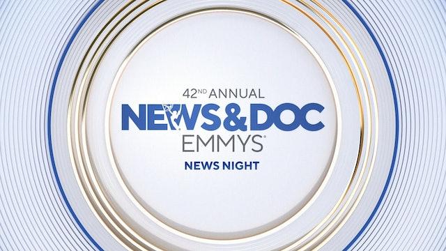 The 42nd News Emmy® Awards Ceremony