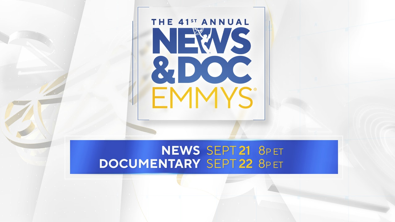 The 41st Annual News & Documentary Emmy® Awards