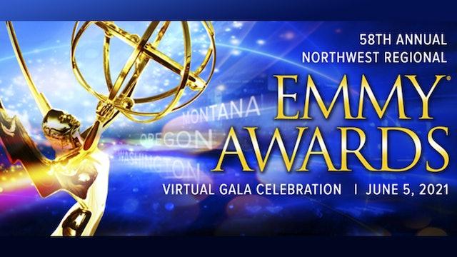 The 58th Annual NATAS Northwest Emmy® Awards