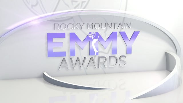 43rd Annual Rocky Mountain Emmy Award...