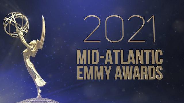2021 Mid-Atlantic Emmy® Awards Ceremony