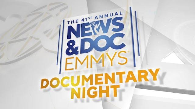 The 41st Documentary Emmy® Awards Cer...