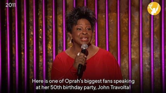 Oprah Winfrey - Chairmans Award