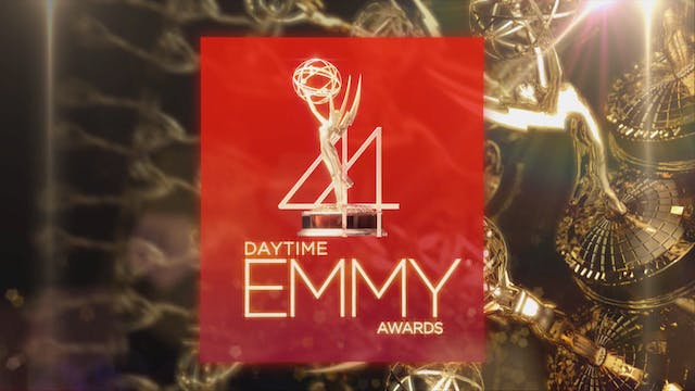 The 44th Annual Daytime Emmy® Awards