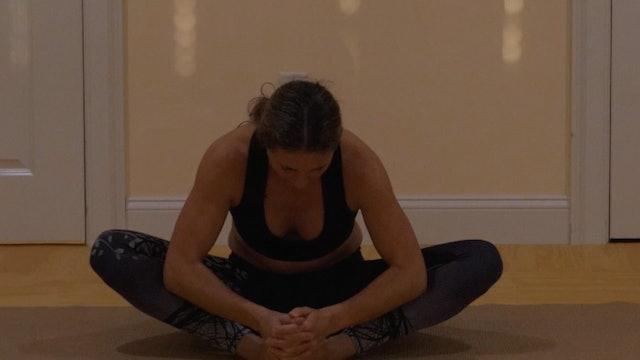 Power Yoga Series Week 2 Stretch