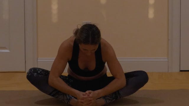 Power Yoga Series Week 2 Stretch