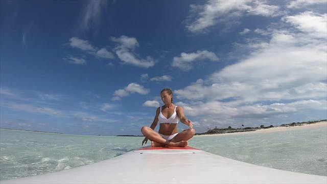 Stand Up Paddle-board Yoga - Music Only