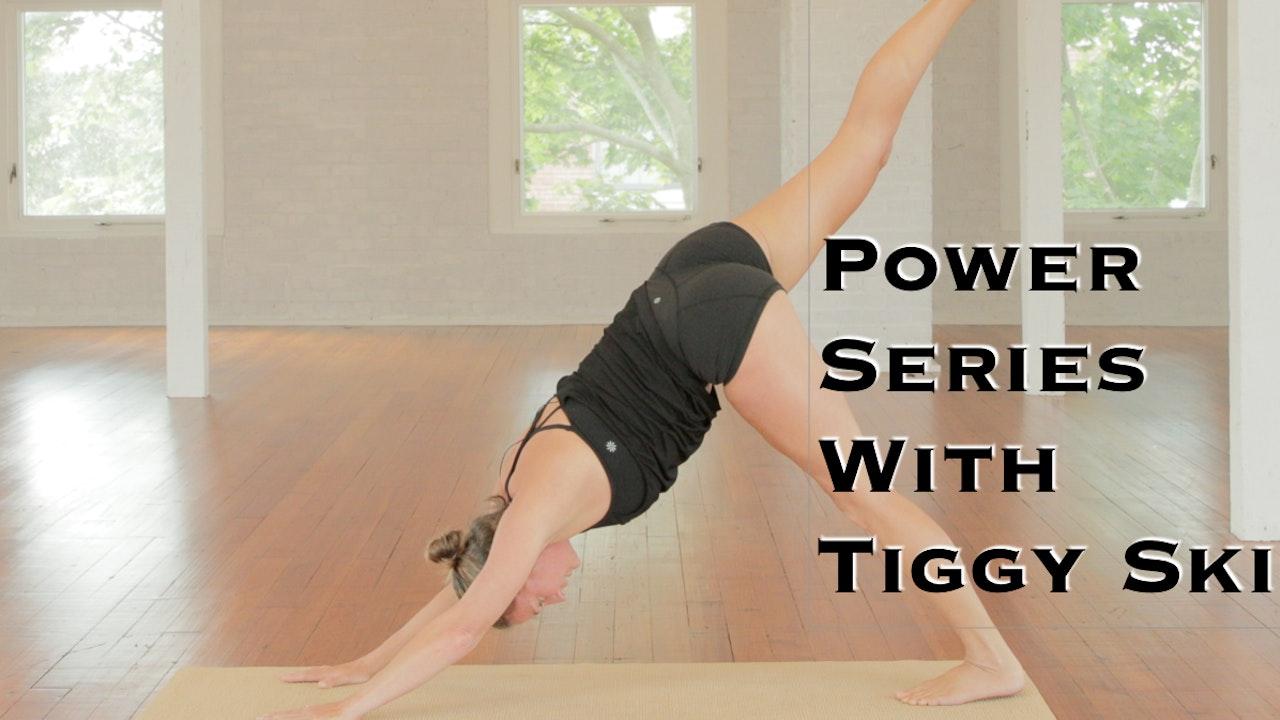 Yoga Power Series
