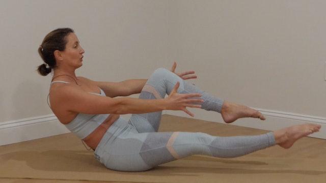 Power Yoga Series Week 4 Core