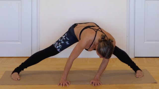 Power Yoga Series Week 3 Stretch