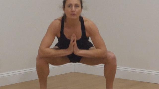 Power Yoga Series Week 4 Cardio