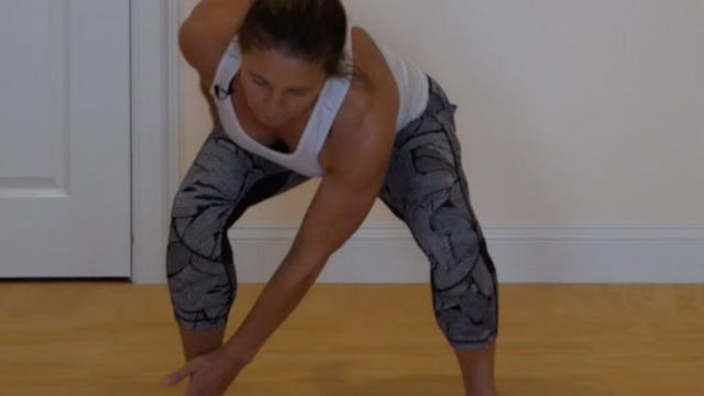 Power Yoga Series Week 2 Cardio