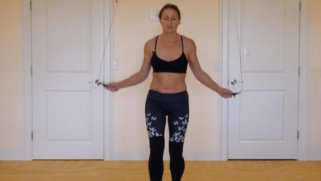 Power Yoga Series Week 3 Cardio