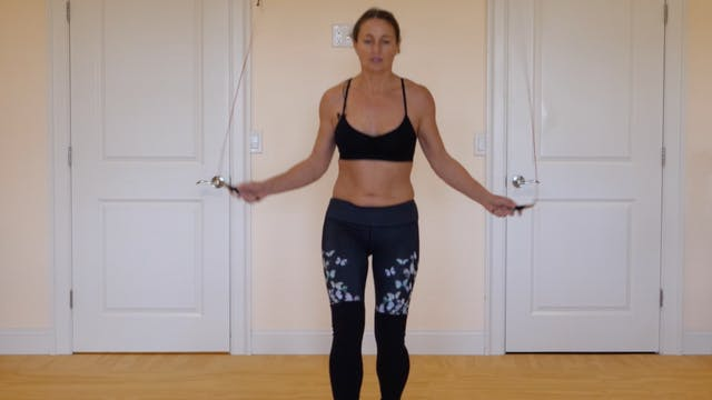 Power Yoga Series Week 3 Cardio
