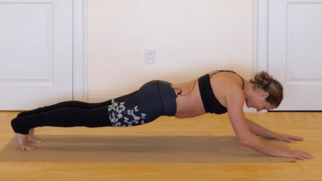 Power Yoga Series week 3 Upper Body