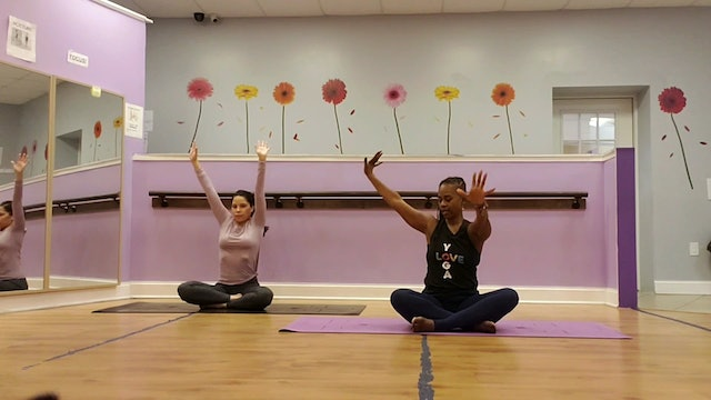 Gentle and Strong Yoga Flow