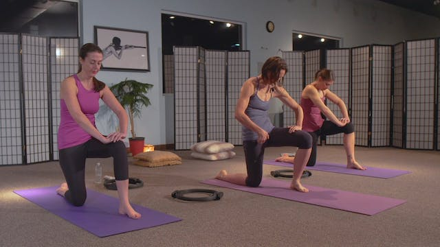 Gentle Stretching on the Mat w/ Attention to Low Back Care