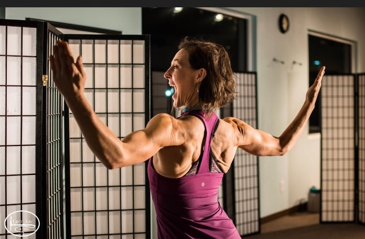 Sculpted Arms, Abs, & Back