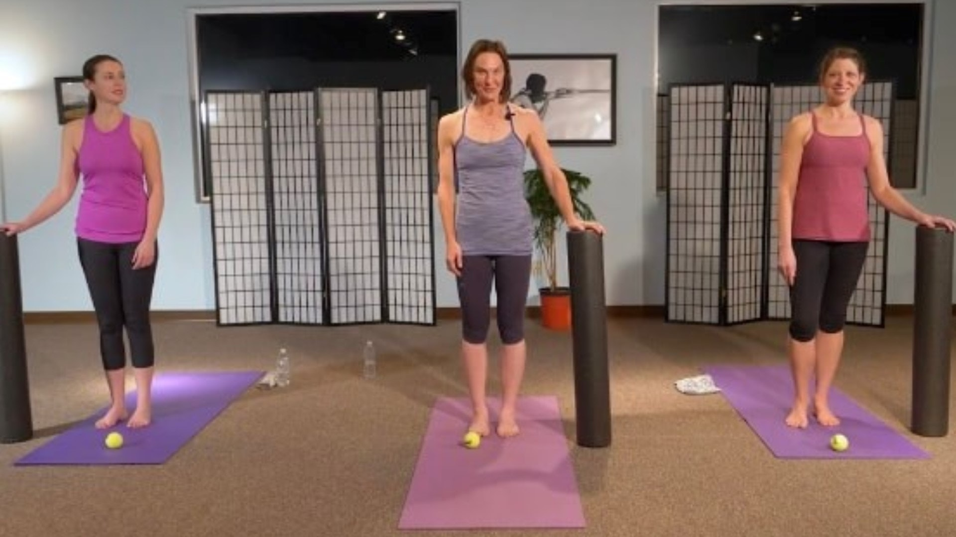 Muscle Tension Relief, Trigger Point, & Stretches