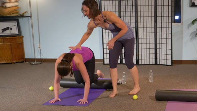 Muscle Tension Relief, Trigger Point, & Stretches Using the Foam Roller