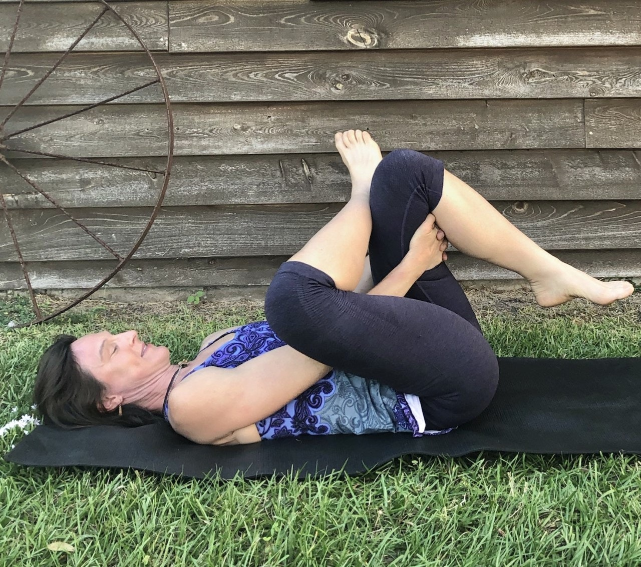 Gentle Stretching on the Mat w/Low Back Care