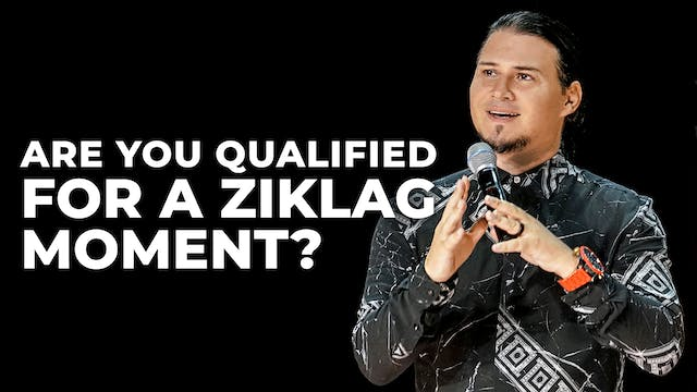 Are You Qualified For A Ziklag Moment?