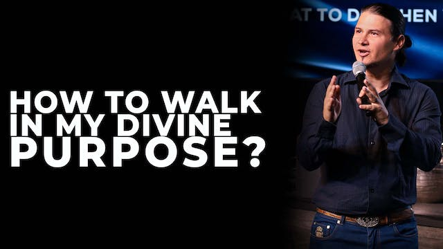 Processed - How To Walk In My Divine ...
