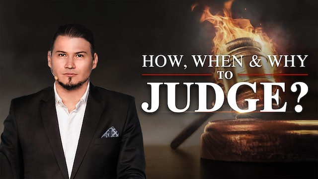 How, When & Why To Judge?