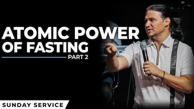 Atomic Power Of Fasting - Part 2   Leon Du Preez