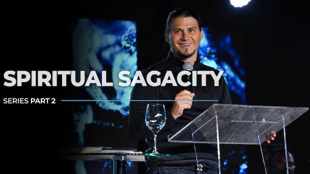 How To Receive Spiritual Sagacity - P...