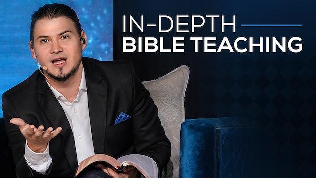In-Depth Bible Teaching