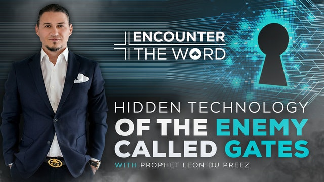 Hidden Technology Of The Enemy Called Gates