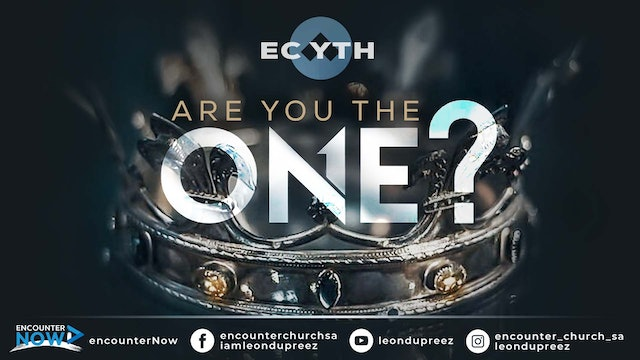 Are You The One | EC YTH