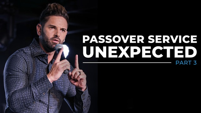 UNEXPECTED PASSOVER - The Prophetic Anointing | Prophetic Speed
