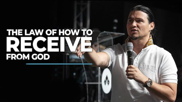 The Law Of How To Receive From God