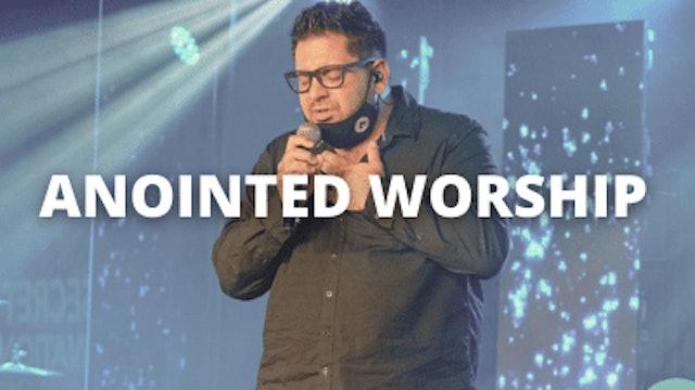 Anointed Spontaneous Worship
