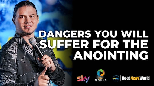 Dangers You Will Suffer For The Anointing