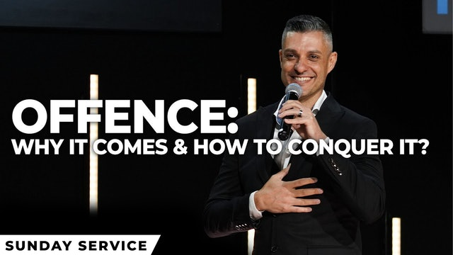 OFFENCE - Why it comes & How to conquer it - Part 1
