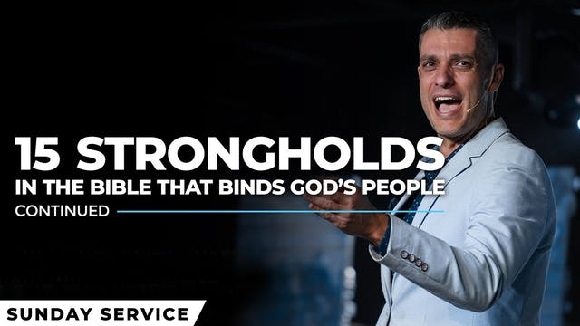 Spiritual Warfare 2 - 15 Strongholds ...