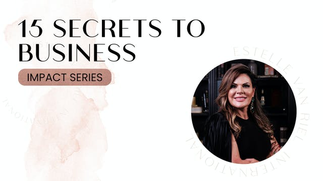 15 BUSINESS SECRETS YOU HAVE TO KNOW‼️
