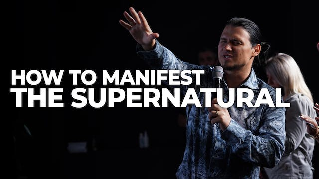 How To Manifest The Supernatural